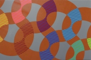 C-snake color duct tape on sheet metal