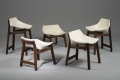 Graduate Work, five dining style chairs