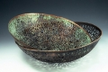 Undergraduate Work - patina bowl