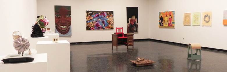 University Art Gallery Interior