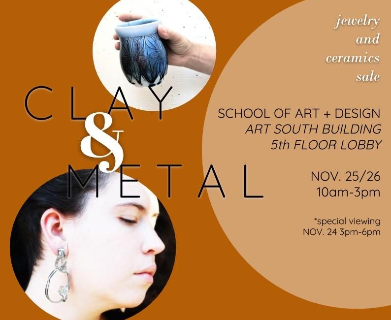 Jewelry and Ceramic Sale
